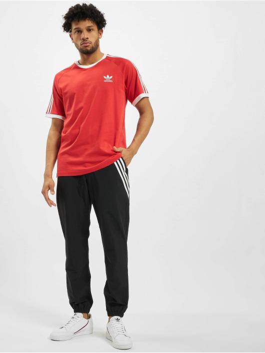 adidas Originals T-Shirt 3-Stripes rot