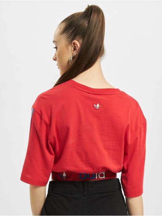 adidas Originals T-Shirt Originals rot
