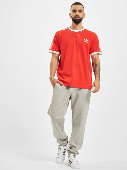 adidas Originals T-Shirt Originals 3-Stripes rot