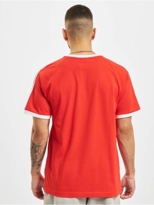 adidas Originals T-Shirt Originals 3-Stripes rouge