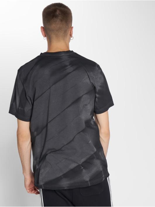 adidas originals T-Shirt Tie Dye Tee schwarz