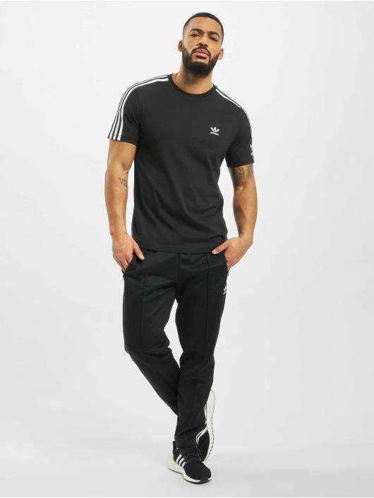 adidas Originals T-Shirt Tech schwarz