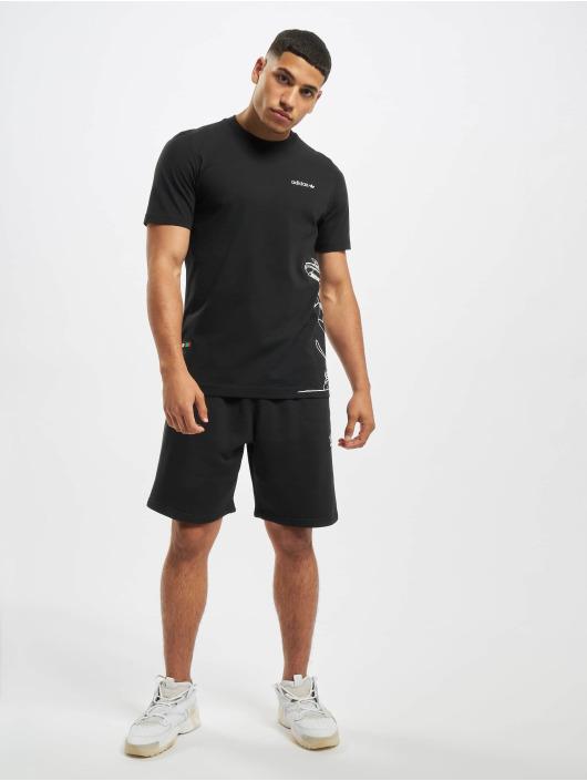 adidas Originals T-Shirt Goofy schwarz