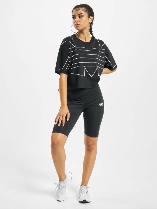 adidas Originals T-Shirt LRG Logo schwarz