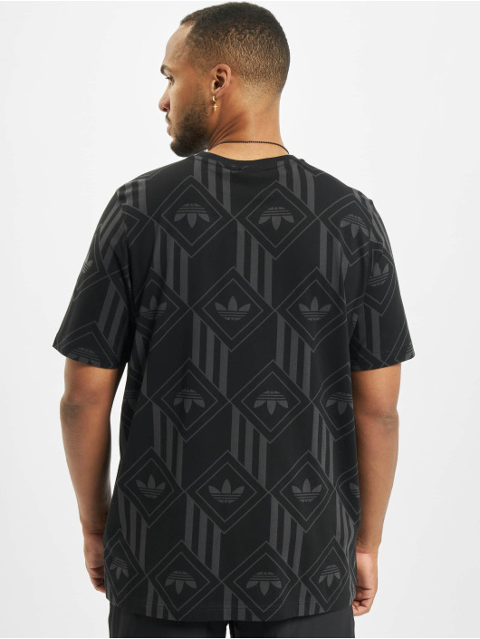 adidas Originals T-Shirt Mono schwarz