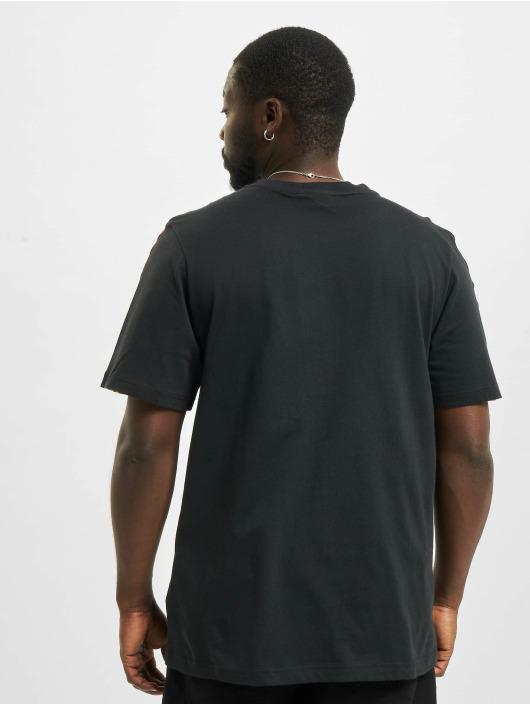 adidas Originals T-Shirt Sport 3 Stripes schwarz