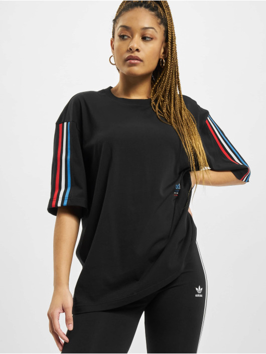 adidas Originals T-Shirt Oversized schwarz