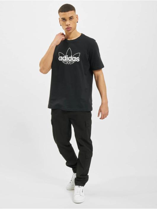 adidas Originals T-Shirt Sport Graphic schwarz