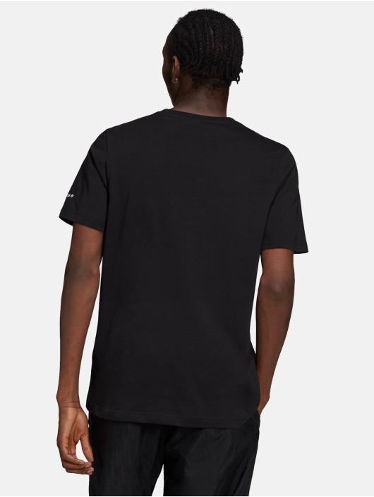 adidas Originals T-Shirt ST schwarz