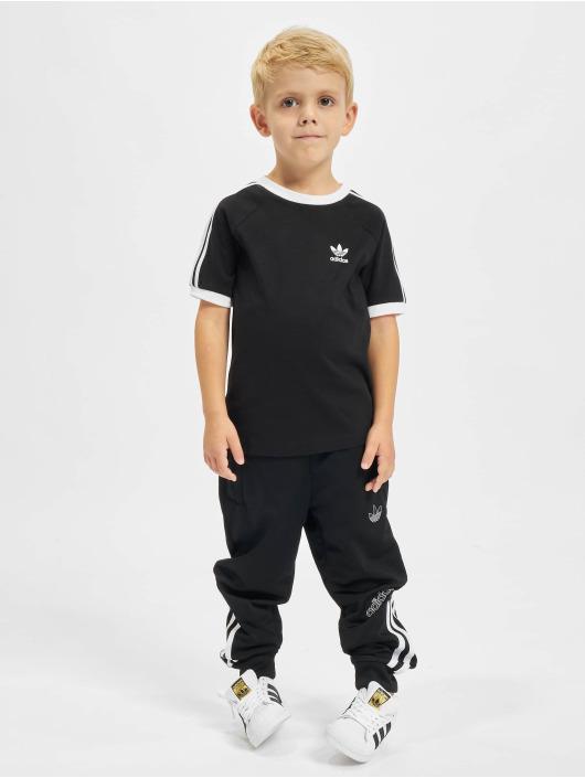 adidas Originals T-Shirt 3stripes schwarz