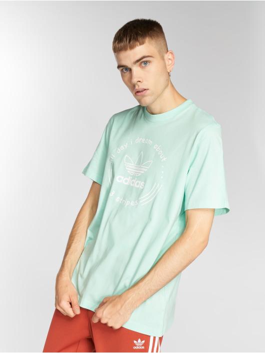Drawn Vert shirt Originals T4 T Homme Adidas Hand 499770 L35jq4cARS