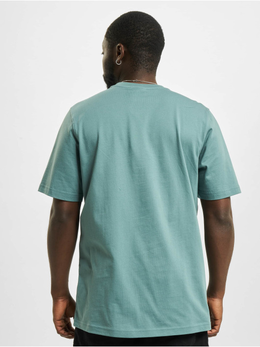 adidas Originals T-Shirt Trefoil Ombre vert
