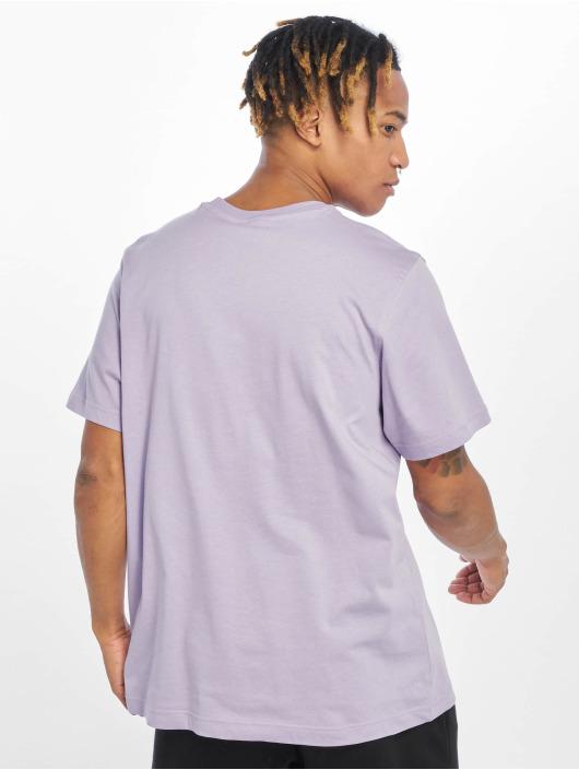 adidas originals T-Shirt Trefoil violet