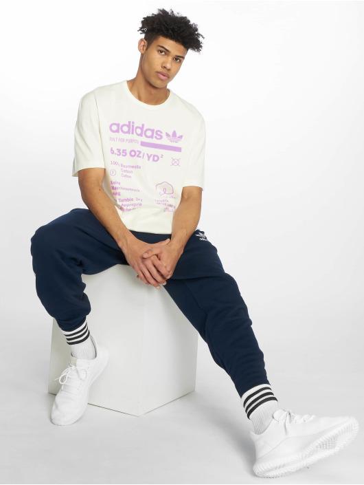 adidas originals T-Shirt Kaval Grp Tee weiß