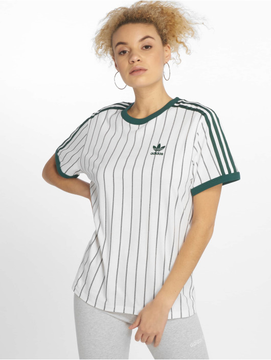 adidas originals T-Shirt Boyfriend weiß