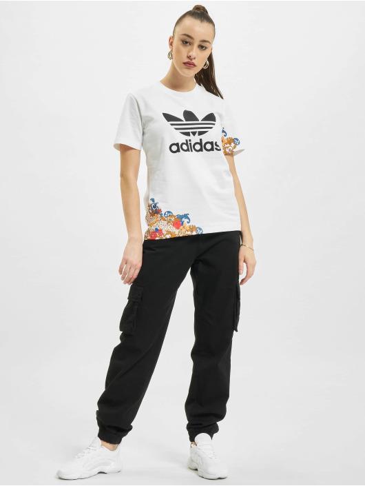 adidas Originals T-Shirt Her Studio London weiß