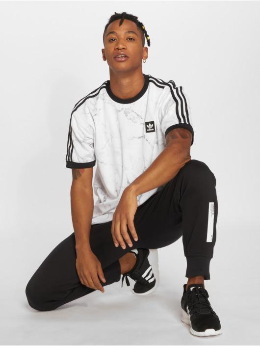 adidas originals T-Shirt Mrble Aop Clb white