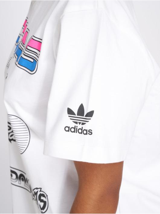 adidas originals T-Shirt Jul Graphic white