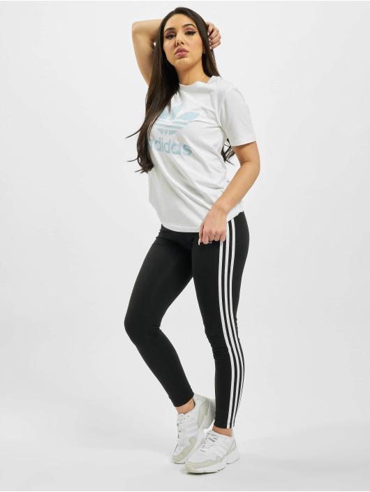 adidas Originals T-Shirt Trefoil white