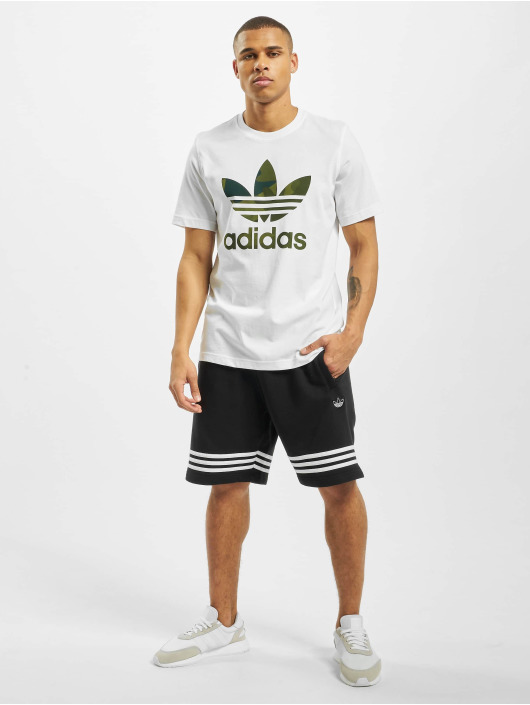 adidas Originals T-Shirt Camo Infill white