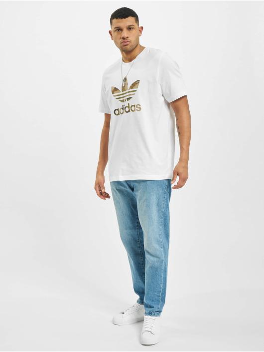 adidas Originals T-Shirt Camo Infill white