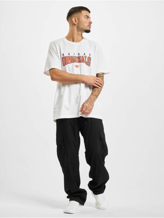 adidas Originals T-Shirt Script white