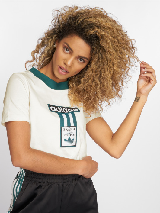 adidas originals t-shirt Blacra wit