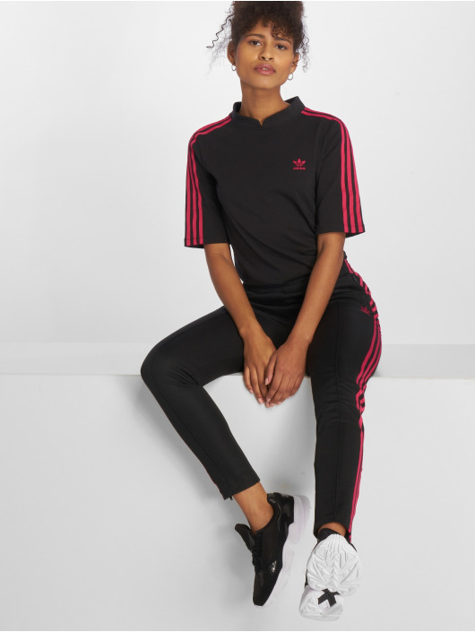 adidas originals t-shirt LF Long zwart