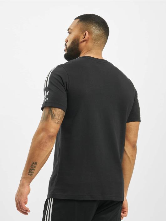 adidas Originals t-shirt Tech zwart
