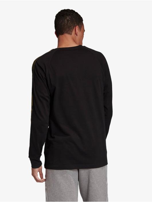 adidas Originals t-shirt Camo zwart