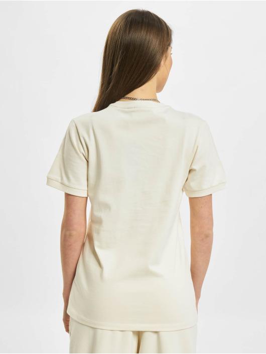 adidas Originals T-shirts 3 Stripes beige