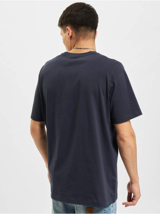 adidas Originals T-shirts Camo Infill blå