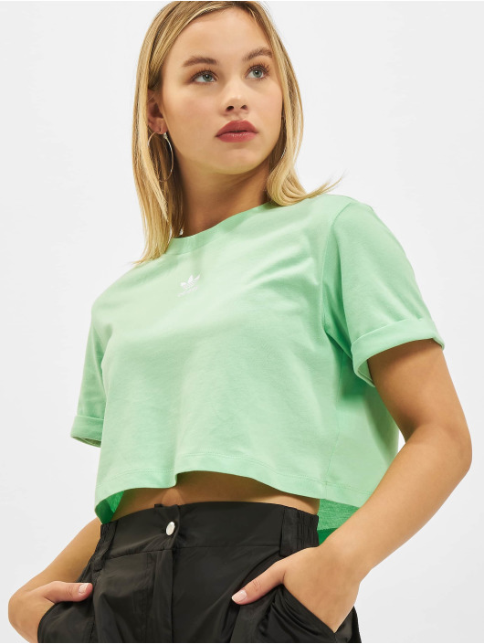 adidas Originals T-shirts Originals grøn