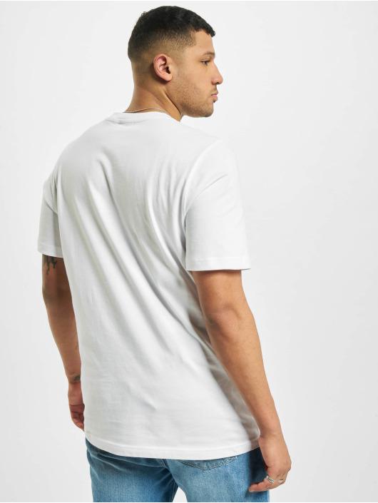 adidas Originals T-shirts Camo Infill hvid