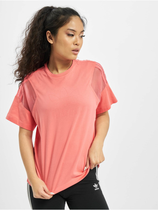 adidas Originals T-shirts Originals pink