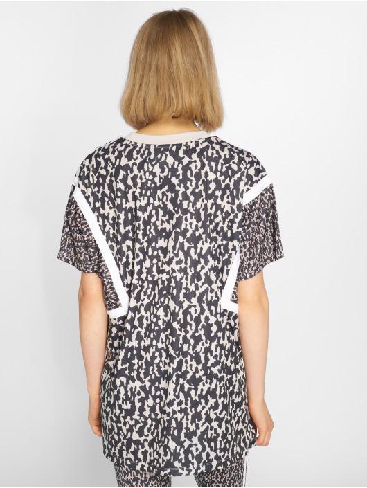 adidas originals T-Shirty LF OS bezowy
