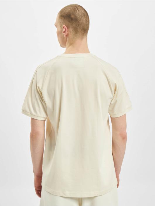 adidas Originals T-Shirty 3-Stripes bezowy
