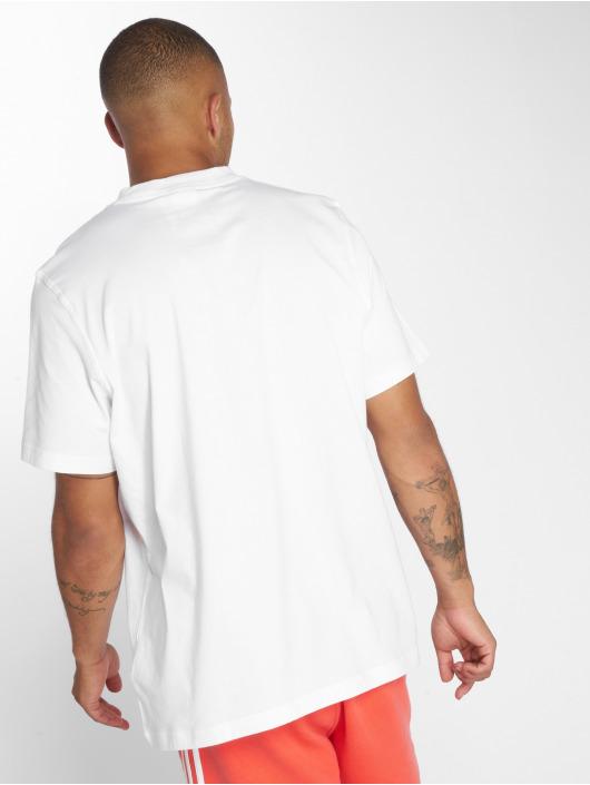 adidas originals T-Shirty Hand Drawn T5 bialy