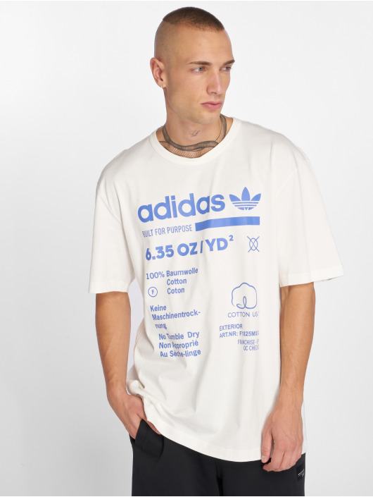 adidas Originals T-Shirty Kaval Grp bialy