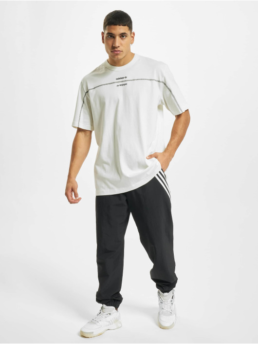 adidas Originals T-Shirty F bialy
