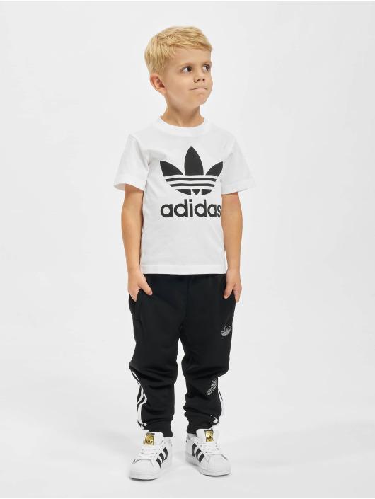 adidas Originals T-Shirty Trefoil bialy