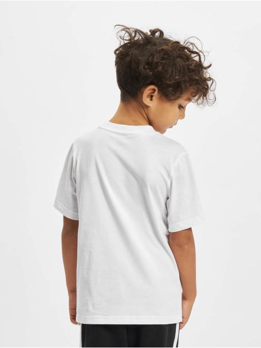 adidas Originals T-Shirty Camo bialy