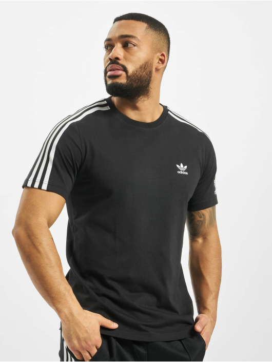 adidas Originals T-Shirty Tech czarny