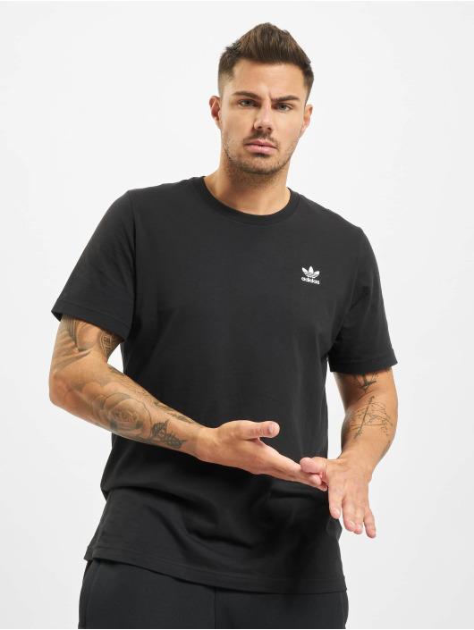 adidas Originals T-Shirty Essential czarny