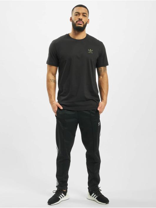 adidas Originals T-Shirty Camo Essential czarny