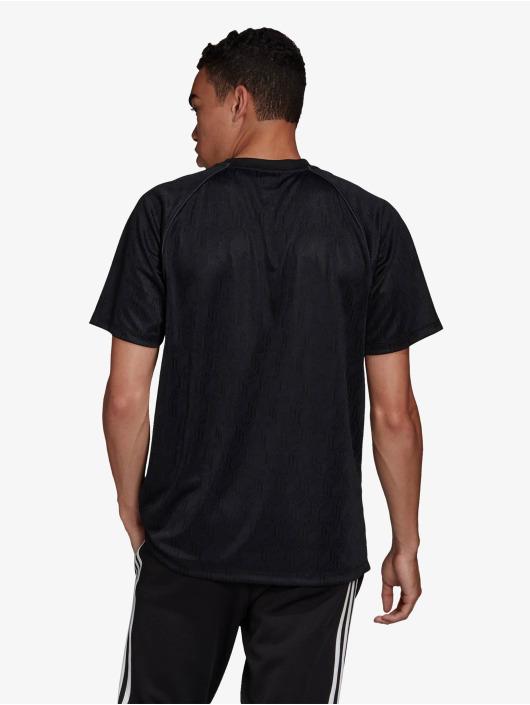 adidas Originals T-Shirty Mono czarny