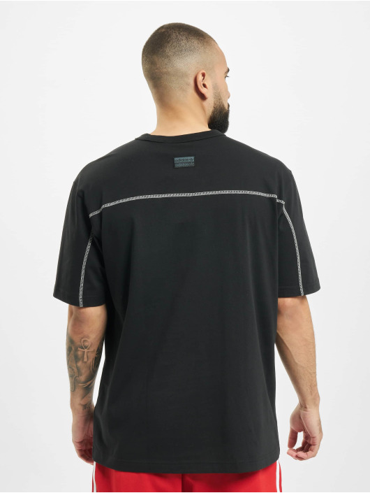 adidas Originals T-Shirty F czarny