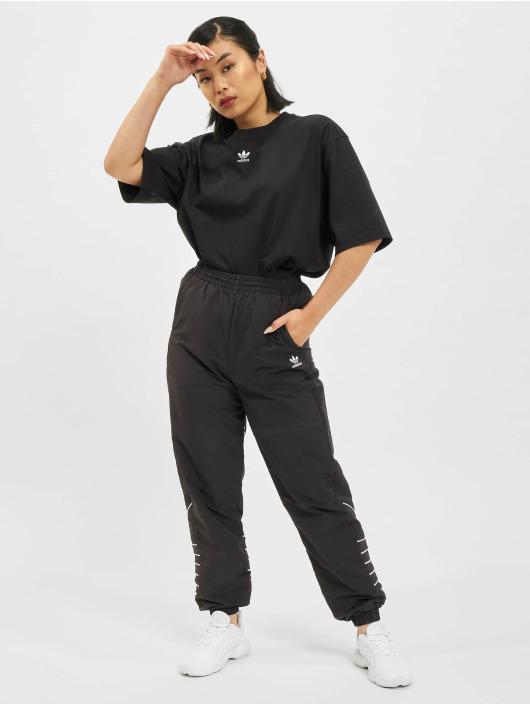 adidas Originals T-Shirty Originals czarny