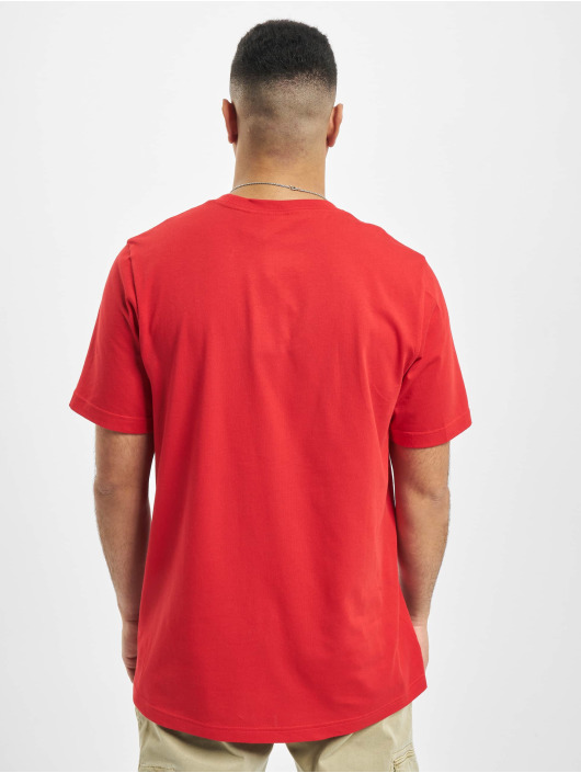 adidas Originals T-Shirty Essential czerwony