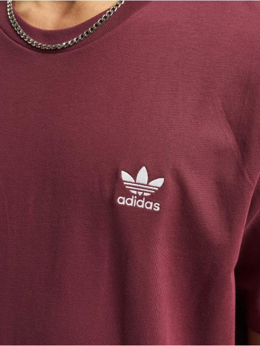 adidas Originals T-Shirty Essential czerwony
